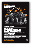 Impression de 5 500 posters pour une société de production de concerts