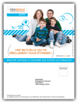 Impression prospectus pubs pour une compagnie d'assurances