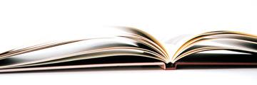 Lexique façonnages et reliures : dos carré collé cousu