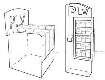 Image plv box palette