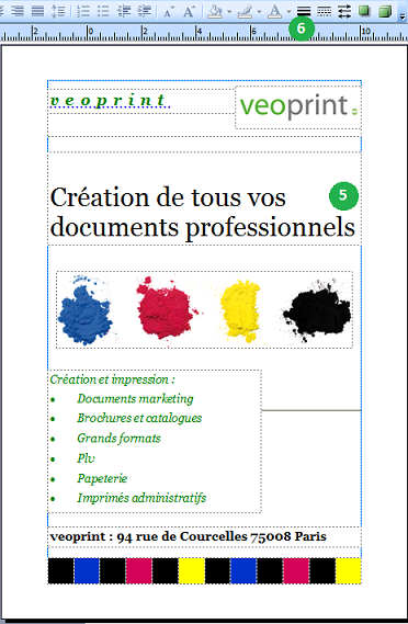 Définir catalogue publisher