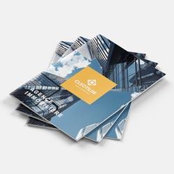 Brochure présentation agence immobilière