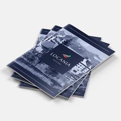 Brochure pour restaurant ou hôtel