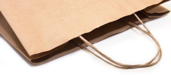 sacs papiers kraft personnalisables