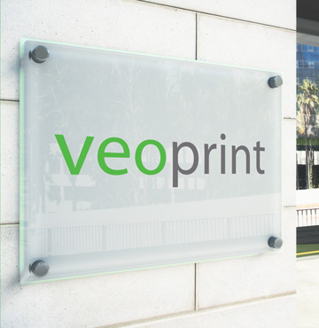 Veoprint : impression plaque professionnelle