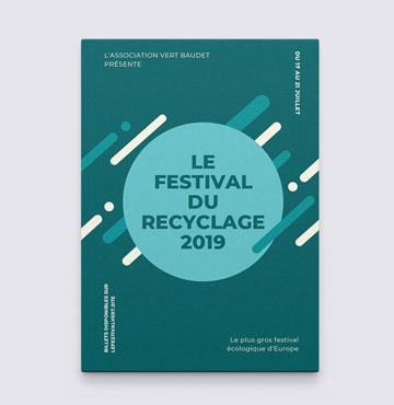 Impression affiches recto : veoprint, impression en ligne