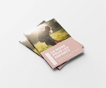 Catalogue avec dos économique A5