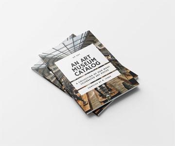 Catalogue avec dos premium A4