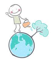 Visuel Développement durable