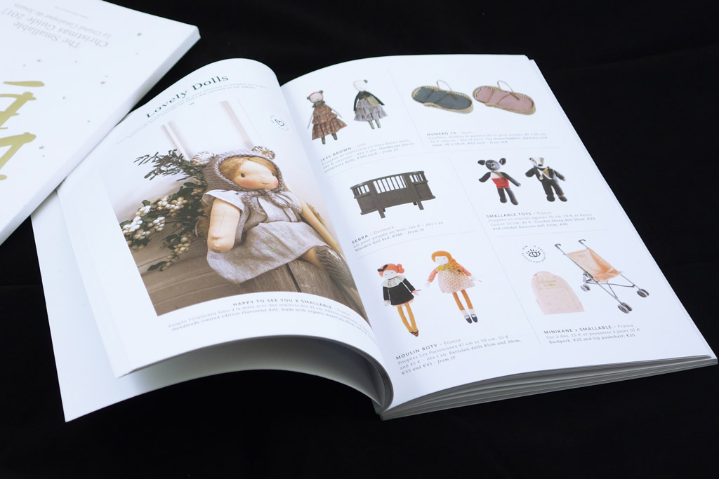 catalogue avec dos